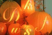 ~ Fall ~ Thanksgiving / by Toni Fuhrman