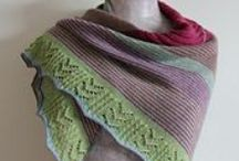 All Things Knitted Shawls & Wraps / by Gina