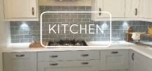 Kitchen tile Inspiration / With the kitchen being at the heart of any home why not treat it by giving it a luxurious makeover?