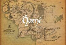 Middle-earth, Land I Love / Fan As Of Dec. 5, 2013 / by Heather Leeann (Main Account)