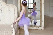 Ballerinas / Different ballets