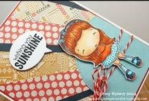 Amy R Sentiment Stamps