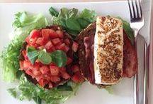 Recettes d'été à la Plancha / Recettes de cuisine pour des repas en famille. Recettes faciles et rapides pour faire plaisir à toutes les papilles!