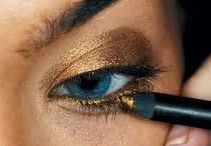 e y e s / eye make up styles and designs