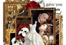 Angel Of Music / The Phantom Of The Opera / by Heather Leeann (Main Account)