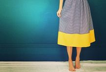 Couture / Inspirations en tous genres