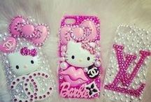 Bling Cell Phone Covers / Pretty cell phone cases