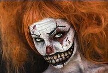 .Halloween Make-Up