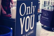 1st Anniversary Brunch-Party @Hotel Only You / by Madrid&Beyond