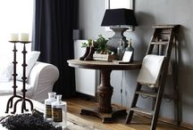 Home Decor / Home vignettes