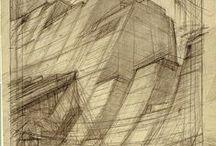 spontaneus sketches / outrightness.....obvius....