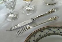 Classic flatware / The Classics are historical designs, the major references that represent the history of French art of living, from the 17th century to the 1930's.