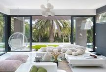 SOFT PASTELS / Spring & summer feeling in your living room