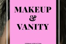 All things MAKEUP & BEAUTY / How to Makeup Tips and beauty room Inspo  STEPHYLATELY.COM