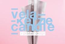 Vela - Kerze - Candle / Vela - Kerze - Candle by perezramerstorfer / by perezramerstorfer design & creative studio