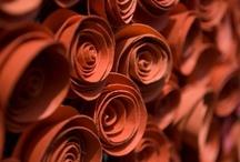 Armchair flowers renewal / by perezramerstorfer design & creative studio
