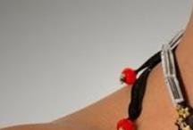 Stardust Necklaces / Handmade jewellery