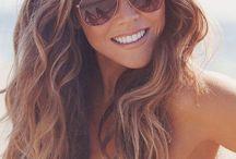 Beach Hair //