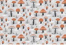 Fabrics / by Susan Torrington