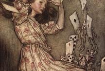 Alice in Wonderland / by Susan Torrington