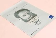 St Pölten Lecture Poster / by perezramerstorfer design & creative studio