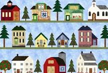 Quilts - House / by Susan Torrington