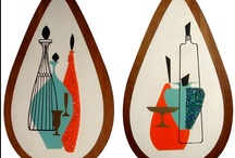 1950's Wall Plaques & Wall Decor / It's quirky kitschy and it hangs on the wall.