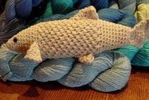 Crochet - Amigurumi/Sculpture/Toys / by Susan Torrington