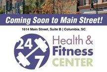 24/7 Gym / Our gyms are open 24 hours a day, 7 days a week with a full array of strength training equipment, cardiovascular equipment and more! Each location has a secure environment with members-only access & security cameras. Cost is only $25/month with no contract terms and includes classes such as Zumba and Yoga.