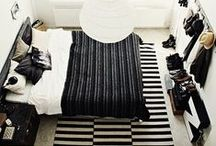 Spring Color Trend 2014: Black & White  / by Stainmaster