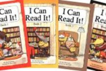 Easy Readers for Homeschool / Books for emergent readers, perfect for homeschool lessons or recreational reading.