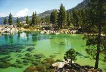 Lake Tahoe Natural Splendor / Take in the year-round natural splendor of #LakeTahoe through the lens.