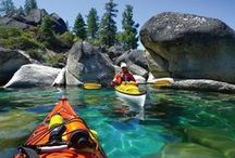Lake Tahoe Lifestyle / Celebrating the year-round Lake Tahoe lifestyle 365 days a year. Ski, Bike, Hike, Swim, Boat, SUP, Surf, and so much more!