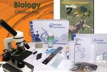Science for Homeschool / Sonlight Science materials