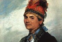 Portraits of Joseph Brant
