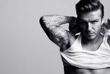 David Beckham / Football Player, Good Father, Model, Victoria's Husband, Lovely Man ❤️
