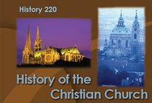 Sonlight 200 History of the Christian Church / History of the Christian Church (History, Bible, Literature) Homeschool Curriculum for ages 14-18