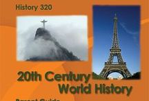 Sonlight 300 20th Century World History / 20th Century World History (History, Bible, Literature) Homeschool Curriculum for ages 15-18