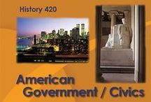 Sonlight 400 American Government and Economics / American Government and Economics (History, Bible, Literature) Homeschool Curriculum for ages 16-18