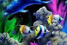 Colorscape / by Love Guevara