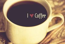 My addiction: coffee