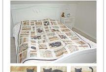 Quilting & Broderier - mönster från Syverkstan / Quiltmönster och broderimönster i Syverkstans egen design. Köp dem på www.syverkstannet.tictail.com.