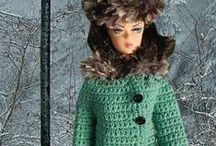 Crochet - Barbie/Doll Clothes / by Susan Torrington
