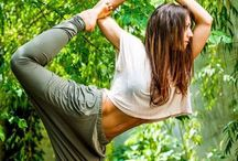 Yoga // / Inhale your future, Exhale the past.