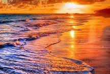 Sunset //