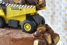 Builder Birthday Ideas