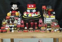 Mickey mouse birthday party!