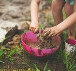 The Power of Play / Kids need free time to play -- explore outdoors, build things with loose parts, get bored and then create something, move their bodies, and take some risks.