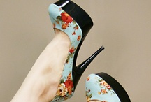 """The """"Shoes"""" Wishlist... / by Chilly Paneer"""