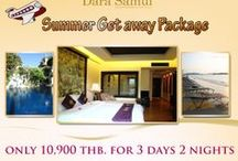 Dara Samui Promotion / You can find best deal for your holiday here